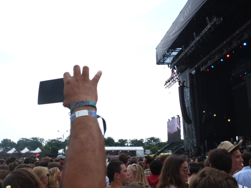 How you can rock social media Lollapalooza style