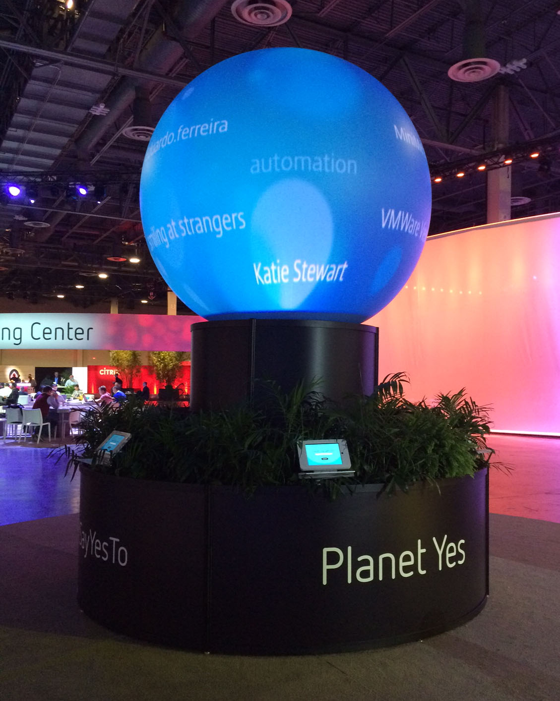 Citrix Synergy Planet Yes Social Media Stream Powered by Tradable Bits