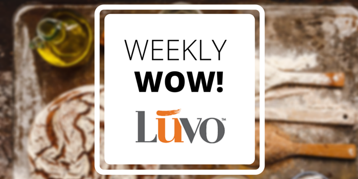Tradable Bits Weekly Wow Luvo Inc. Free Gluten Quiz