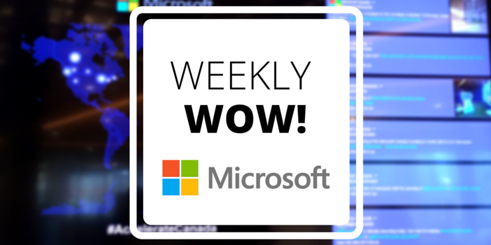 Tradable Bits Weekly Wow: Microsoft Accelerate Canada New Vancouver Office Launch