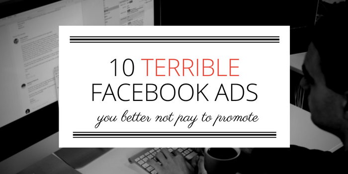 Top 10 Facebook Advertising Mistakes and How to Avoid Them