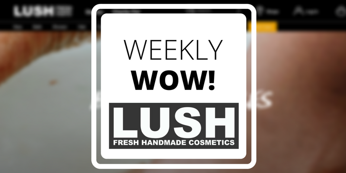 Tradable Bits Weekly Wow Case Study: Lush Cosmetics Foot Care Product Stream Contest BareYourSoles