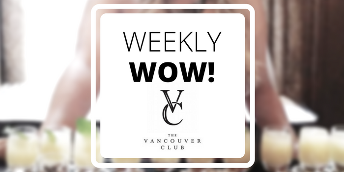 Tradable Bits Weekly Wow Case Study The Vancouver Club Celebrity Bartenders Series Finale
