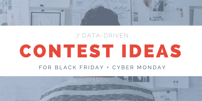 7 Black Friday Contest Ideas to Help Brands Save Big!