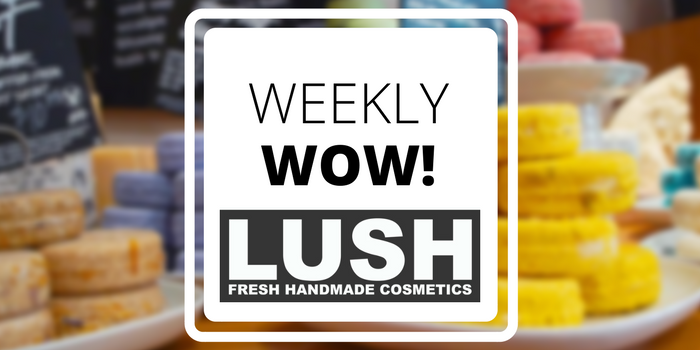 Lush Cosmetics Tradable Bits Case study