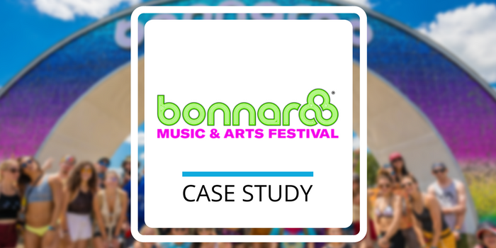 Bonnaroo AC Entertainment Music and Arts Festival Social Ads Tradable Bits Case Study