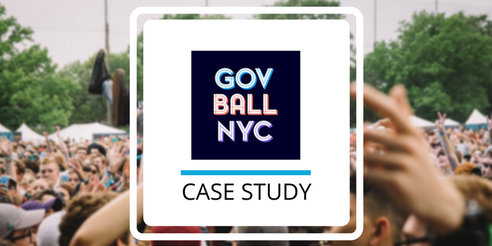 Governors Ball Tradable Bits case study social ads