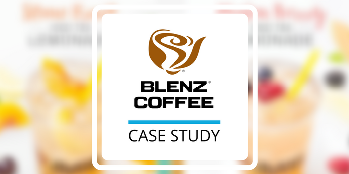 Tug of War social media voting contest by Blenz Coffee powered by Tradable Bits