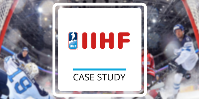 Tradable Bits Case Study: International Ice Hockey Federation Mascot Name Engagement Campaign
